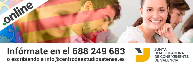 Curso Valenciano C1 Mitjà Online Intensivo para este Verano